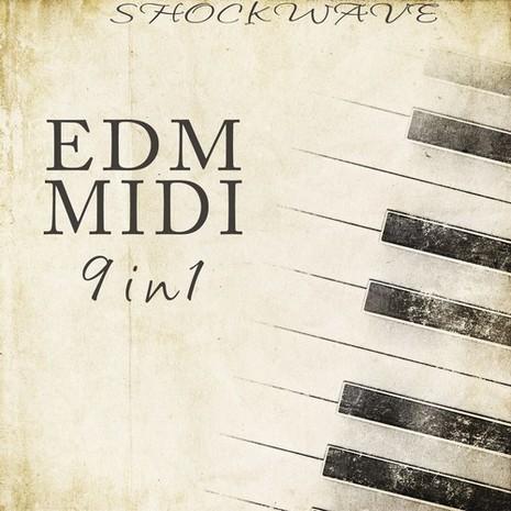 EDM MIDI 9-in-1