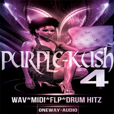 Purple Kush 4