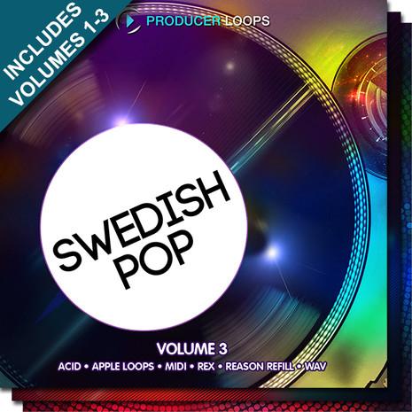 Swedish Pop Bundle (Vols 1-3)