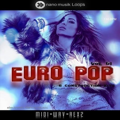 Euro Pop Vol 1
