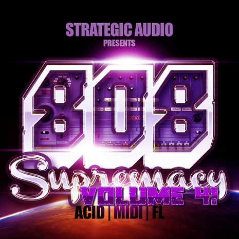 808 Supremacy Vol 4
