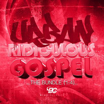 Urban Ridiculous Gospel Bundle (Vols 1-4)