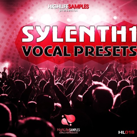 Sylenth1 Vocal Presets