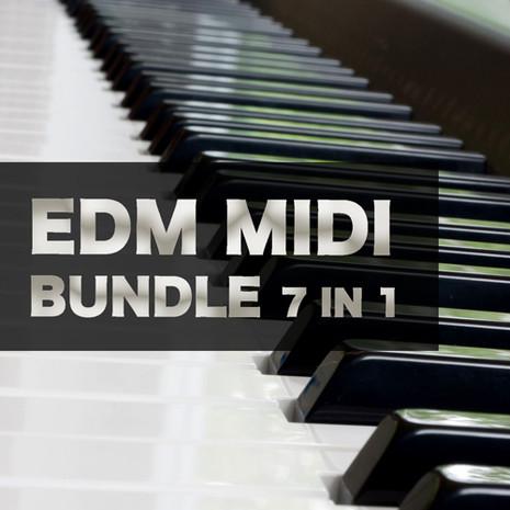 EDM MIDI Bundle 7-in-1