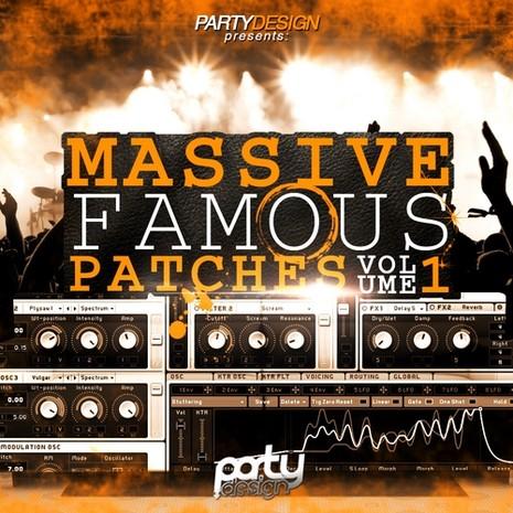 Massive Famous Patches Vol 1
