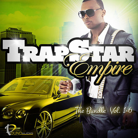 Trapstar Empire Bundle (Vols 1-6)