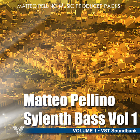 Matteo Pellino: Sylenth Bass Vol 1