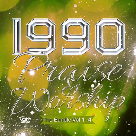 1990 Praise & Worship Bundle (Vols 1-4)