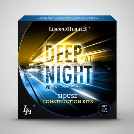 Deep At Night Vol 2: House Construction Kits
