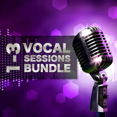 Vocal Sessions Bundle (Vols 1-3)