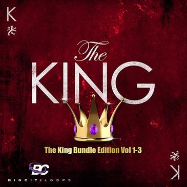 The King Bundle (Vols 1-3)