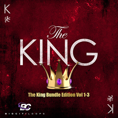 The King Bundle (Vols 1-3)