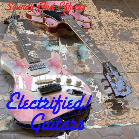 Electrified! Guitars For Reason ReFill & Kontakt
