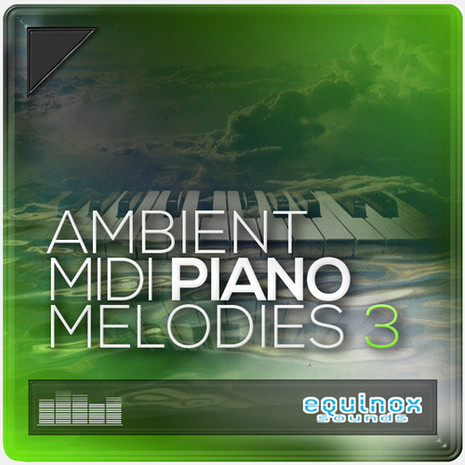 Ambient MIDI Piano Melodies 3