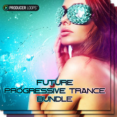 Future Progressive Trance Bundle (Vols 1-3)