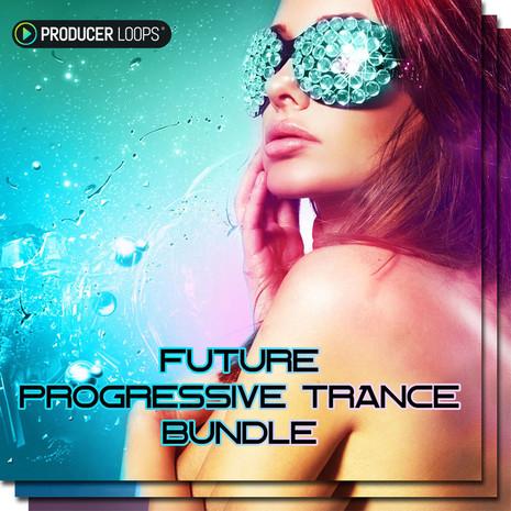 Future Progressive Trance Bundle (Vols 1-3)