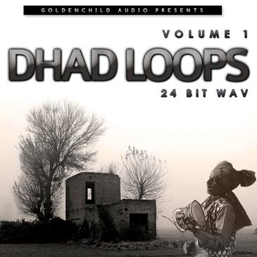 Dhad Loops Vol 1