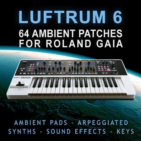 Luftrum 6 For GAIA