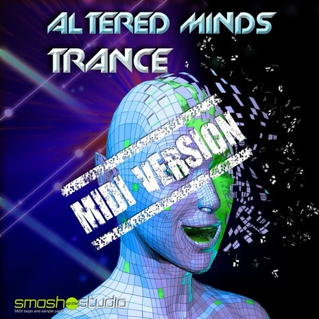 Altered Minds: Trance MIDI Version