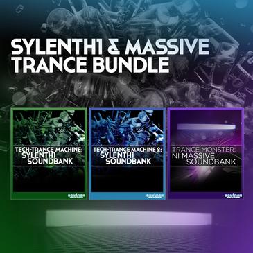 Sylenth1 & Massive Trance Bundle