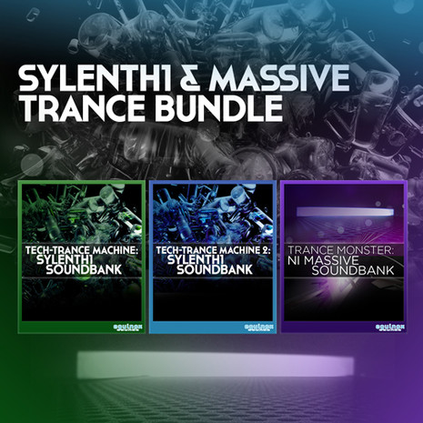 Sylenth1 & Massive Trance Bundle