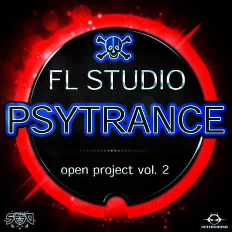 FL Studio: Psytrance Open Project Vol 2