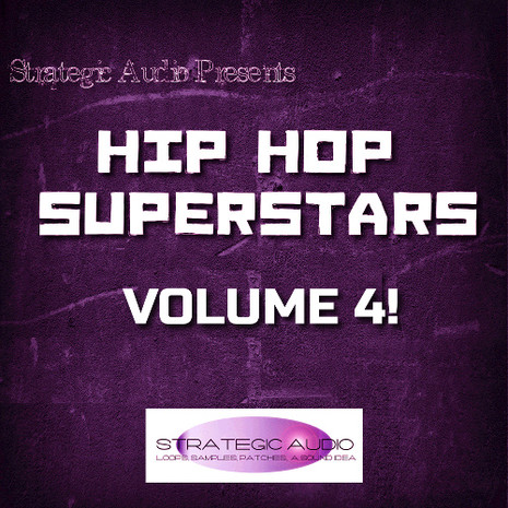 Hip Hop Superstars Vol 4