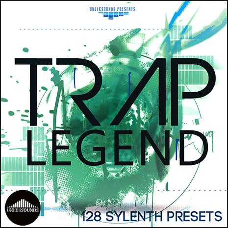 Trap Legend For Sylenth1