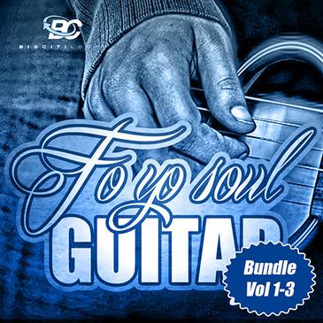 Fo Yo Soul Guitar Bundle (Vols 1-3)