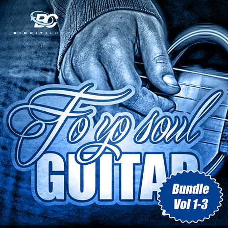 Fo Yo Soul Guitar Bundle (Vols 1-3)