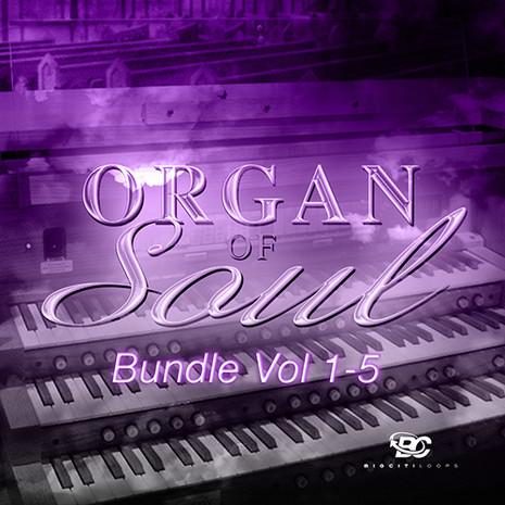Organ Of Soul Bundle (Vols 1-5)