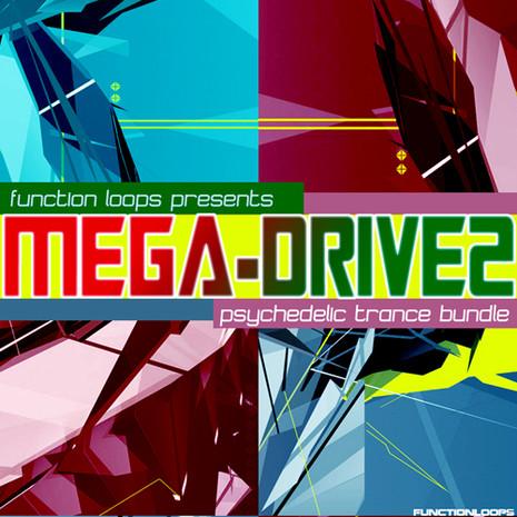 MEGA-DRIVE 2: Psychedelic Trance Bundle