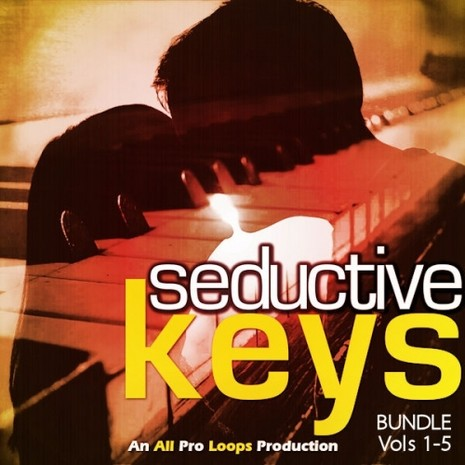 Seductive Keys Bundle (Vols 1-5)
