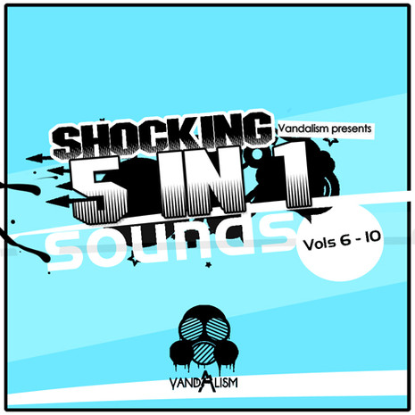Shocking Sounds 5-in-1 (Vols 6-10)
