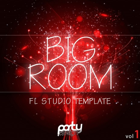 Big Room FL Studio Template Vol 1