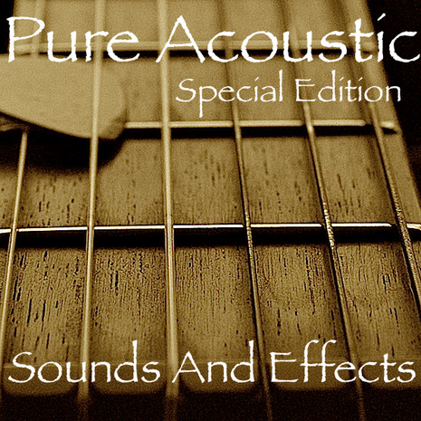 Pure Acoustic Guitars Special Edition
