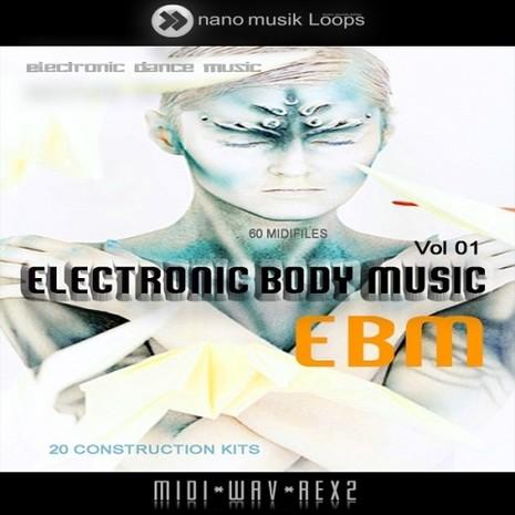 EBM: Electronic Body Music Vol 1