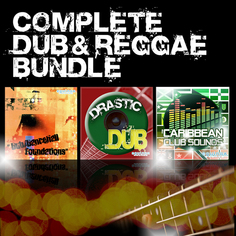 Complete Dub & Reggae Bundle