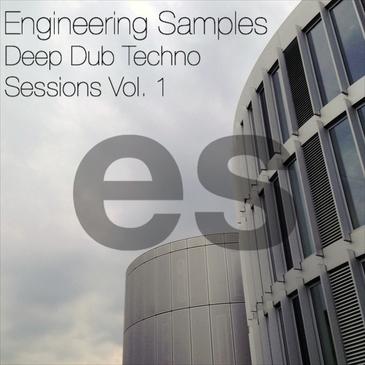 Deep Dub Techno Sessions Vol 1