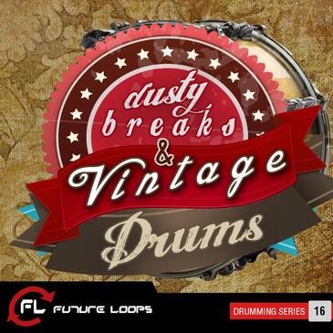 Dusty Breaks & Vintage Drums