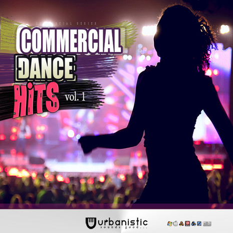 Commercial Dance Hits Vol 1