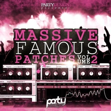 Massive Famous Patches Vol 2