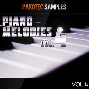 Pakotec: Piano Melodies Vol 4
