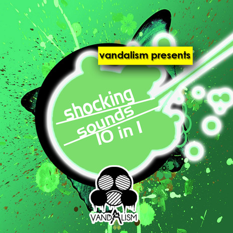 Shocking Sounds 10-in-1 (Vols 1-10)