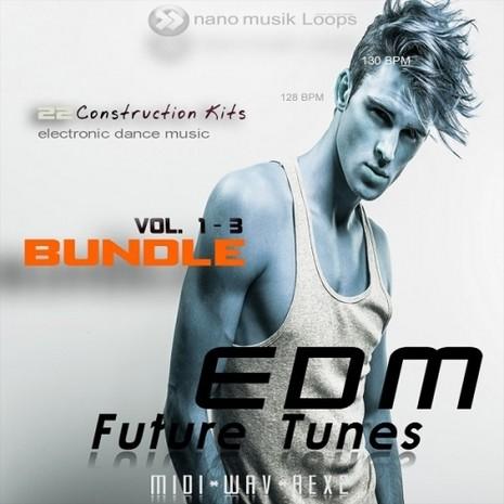 EDM Future Tunes Bundle (Vols 1-3)