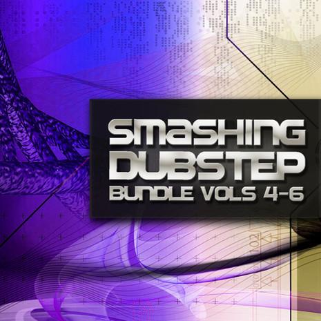 Smashing Dubstep Bundle (Vols 4-6)