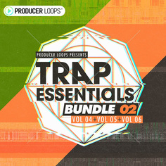 Trap Essentials Bundle (Vols 4-6)