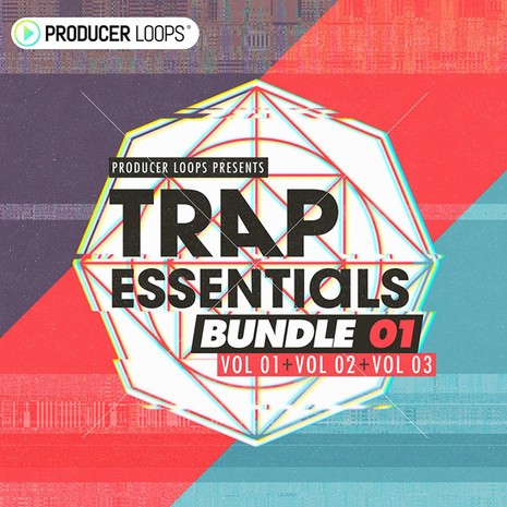 Trap Essentials Bundle (Vols 1-3)