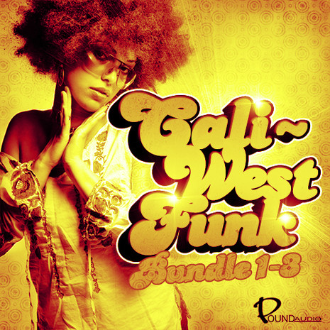 Cali West Funk Bundle (Vols 1-3)