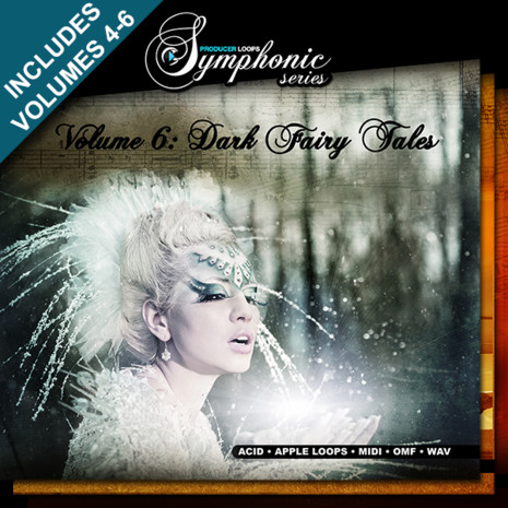 Symphonic Series Bundle (Vols 4-6)